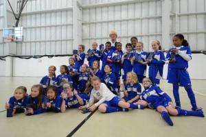 2012 – Discovery Cup Champions